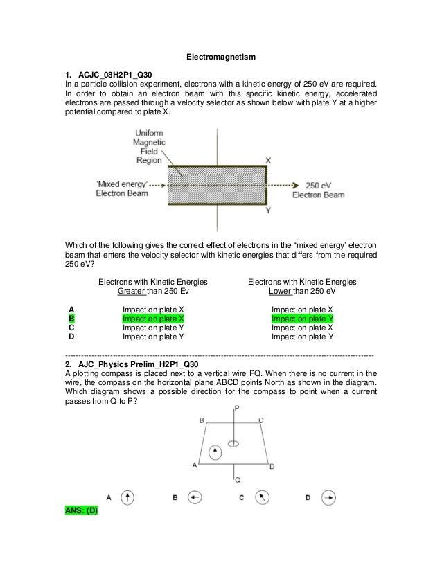 solutions for electromagnetism rh slideshare net