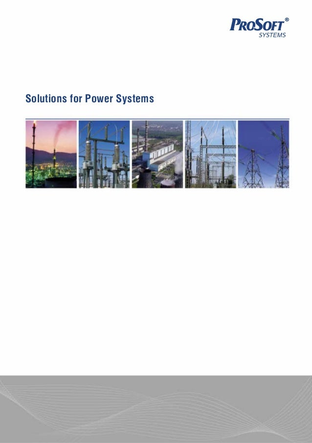Solutions for Power Systems