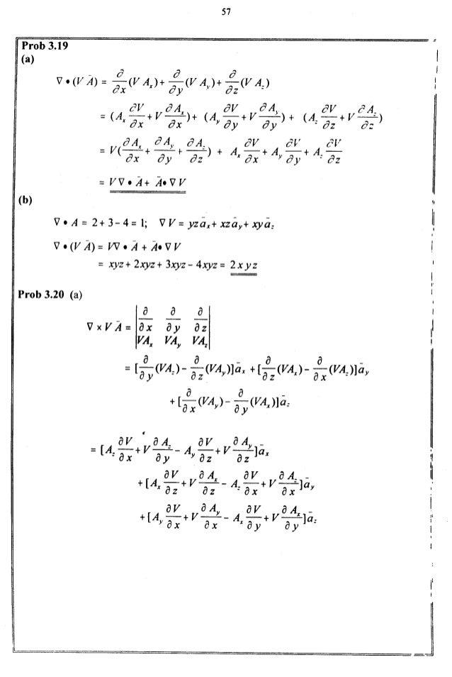 teoria electromagnetica sadiku espaol