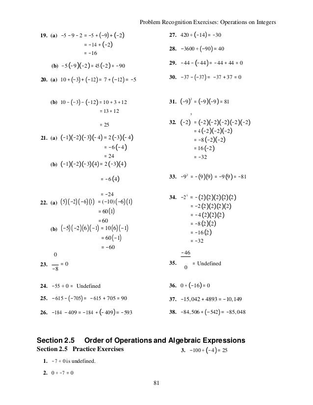 Solutions manual for prealgebra 2nd edition by miller
