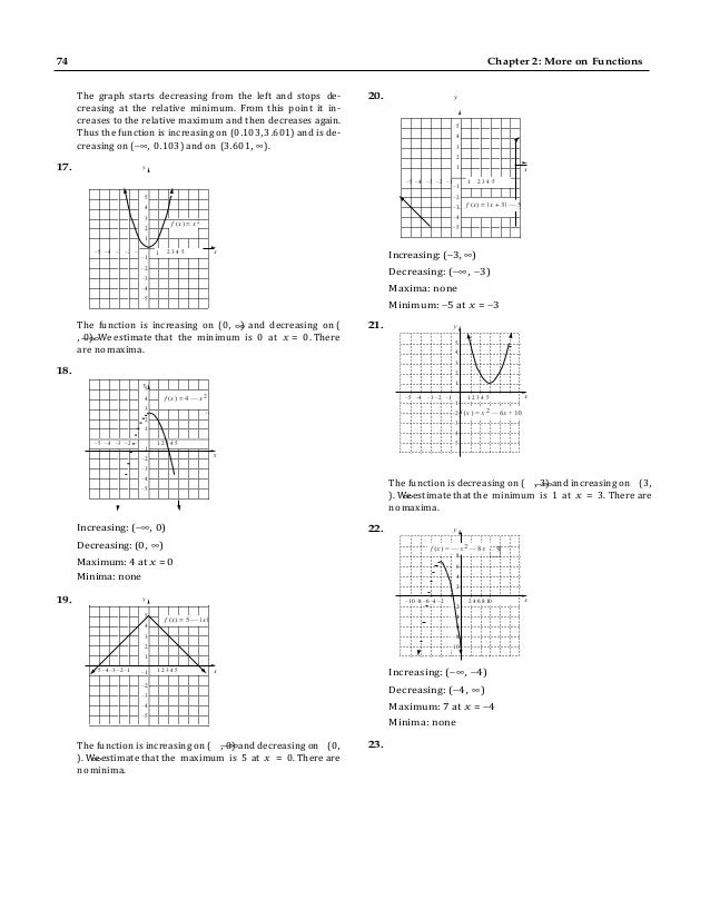 Solutions manual for precalculus graphs and models a right