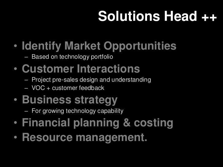 Solutions Design Team Plan..