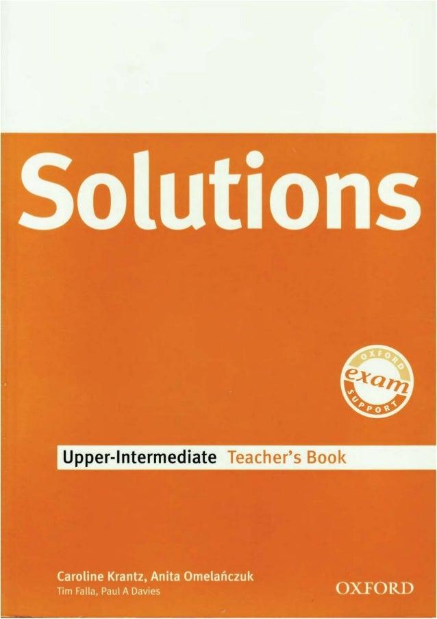 Outcomes Pre Intermediate Teacher Book
