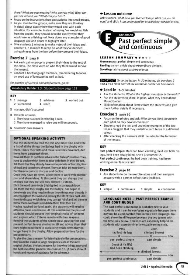 upper intermediate grammar test pdf