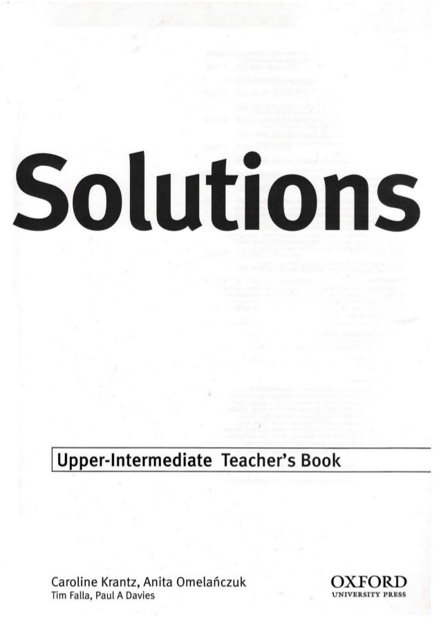 new matura solutions elementary teacher's book pdf