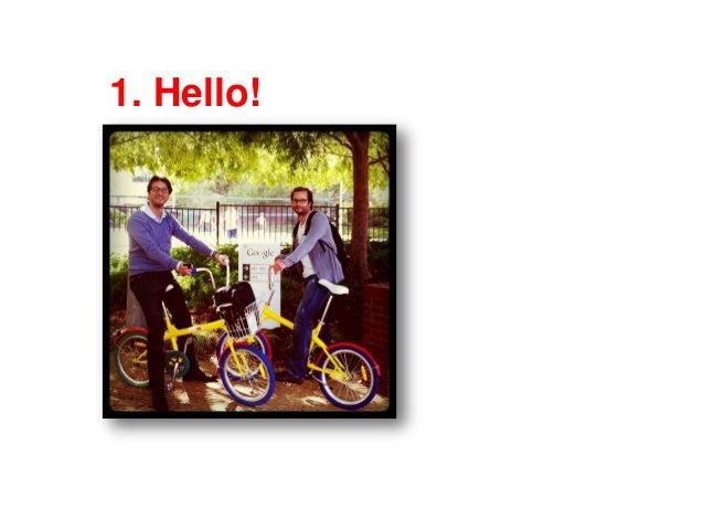 1. Hello!