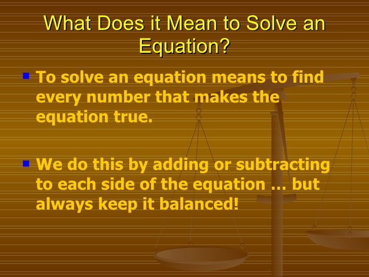 how to solve cube equations