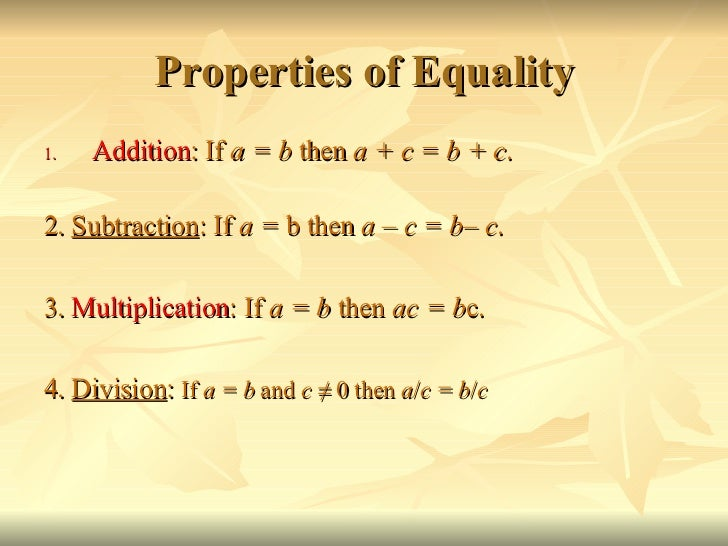 Properties Of Addition And Multiplication Worksheets
