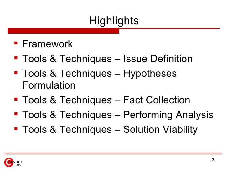 Solving Client Issues Slide 3