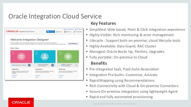 Solving todays problems with oracle integration cloud
