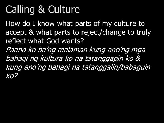 """Personal Story: """"Evidence of Christianity"""" A Christian ... / Ang Kristyano ay ... 1. Does Not Drink Alcohol / Hindi nag-in..."""
