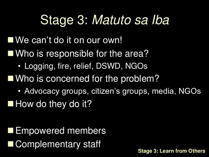 Priority on those who need help the most</li></ul>Ang Diyos ba'y Diyos lamang ng mga Judio? Hindi ba't Diyos din siya ng m...
