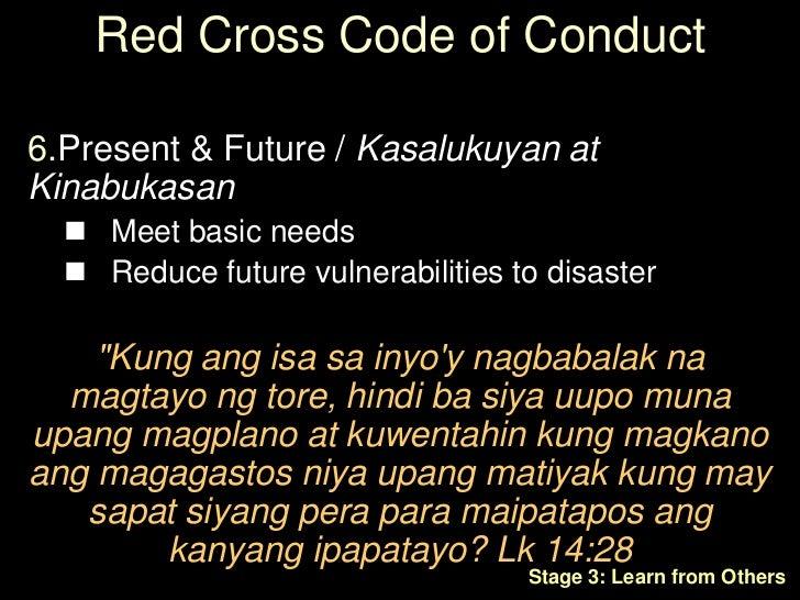 Aid will not be dependent on religious conversion</li></ul>Ang mga taong nasa kadiliman ay nakakita ng maningning na ilaw!...