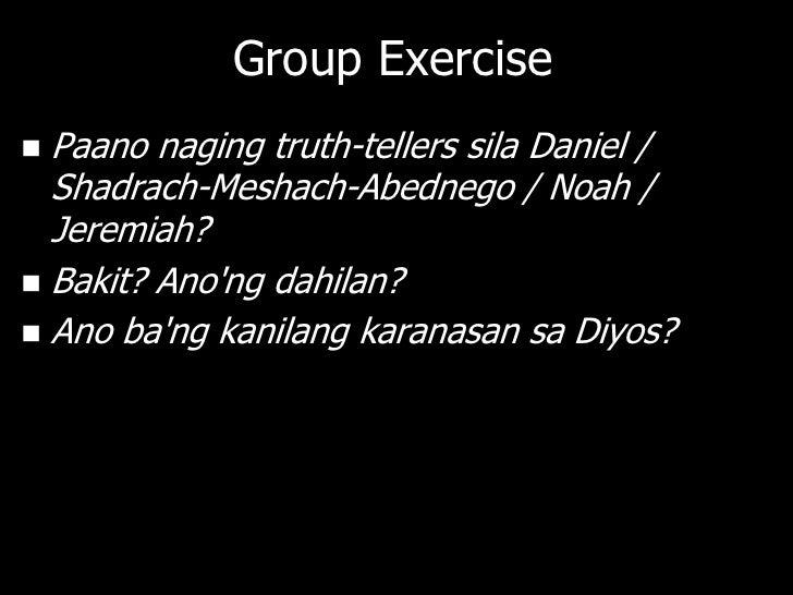    What is your experience with God?   Ano bang karanasan mo sa Diyos?