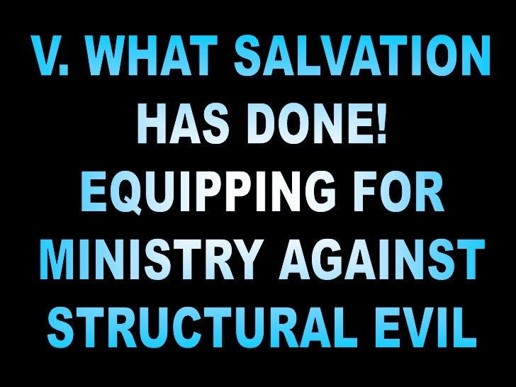Som 109 structural evil