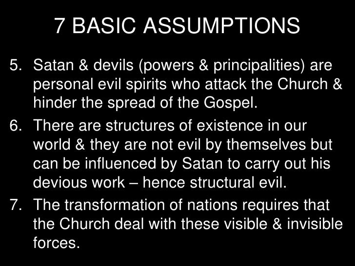 Defining STRUCTURAL EVIL Structure – the arrangement or  interrelation of all the parts of a  whole … forming an organism...
