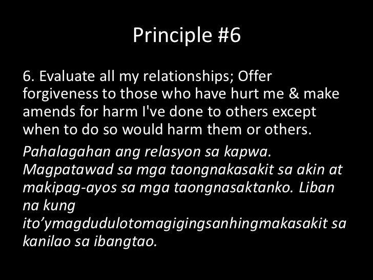 """Matthew 5:7,9<br />""""Happy are the merciful"""" <br />Pinagpala ang mgamahabaginsapagkatkahahabagansila. <br />""""Happy are the..."""
