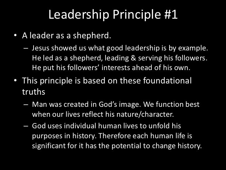 Biblical Principles for Leadership Development<br />Copyright © 2003 by Food for the Hungry International Second Edition C...