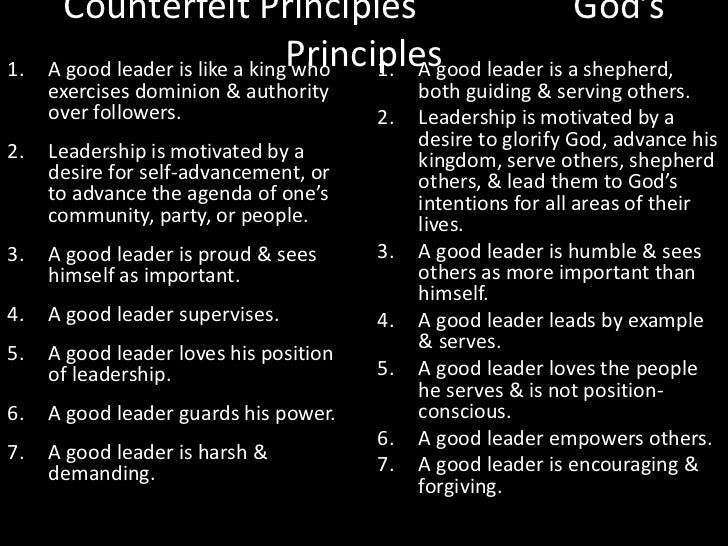 Key Leadership Bible Passages<br />Jo 10:11 – [Jesus said] I am the good shepherd. The good shepherd lays down his life fo...