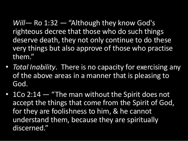 """Will— Ro 1:32 — """"Although they know God's righteous decree that those who do such things deserve death, they not only cont..."""