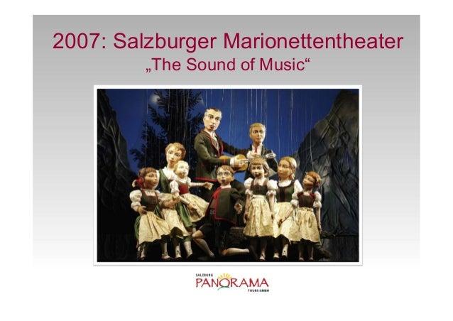 Panorama Sound Of Music Tour