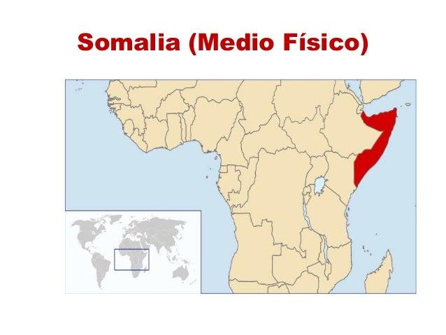 Somalia (Medio Físico)