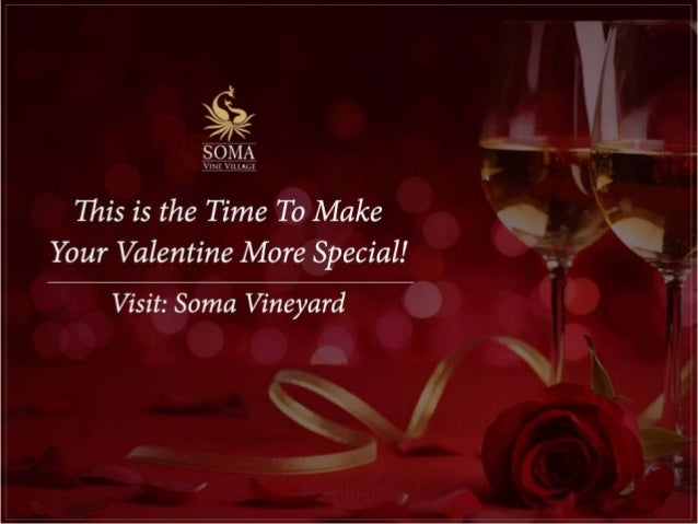 Make Your Valentine More Special at Vineyard in Nashik