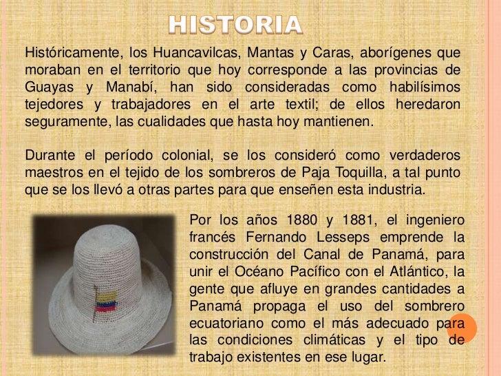 Plan de exportaciòn de Sombreros de paja toquilla 4b3540921aa