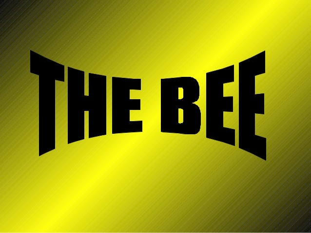 The bee is yellow and black. It´s laborius, small andbeautiful.It can live 20-40 days.It has got a small head with two big...