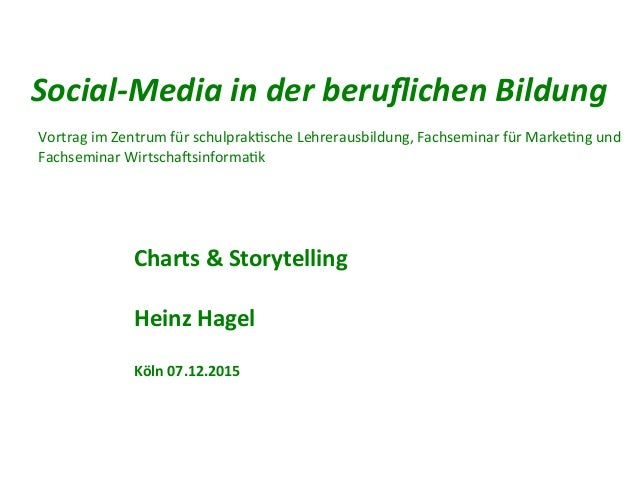 Social-‐Media  in  der  beruflichen  Bildung        Vortrag  im  Zentrum  für  schulprak6sche  Leh...