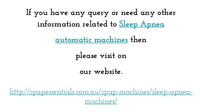 benefits of cpap machine