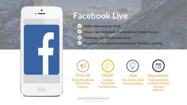 facebook tili yritykselle Lapua