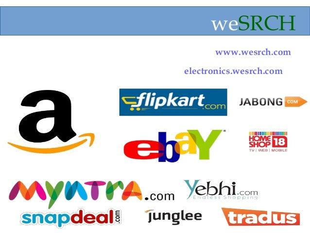 weSRCH www.wesrch.com electronics.wesrch.com