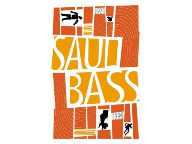 About Saul Bass... Saul Bass,(1920-1996) American motion-picture designer-director, especially noted for imaginative, anim...