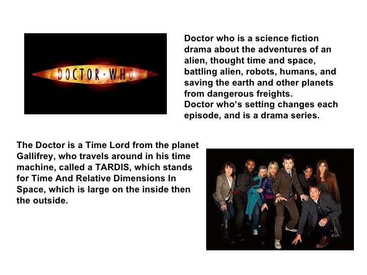 Some Of My Favourite Tv Drama