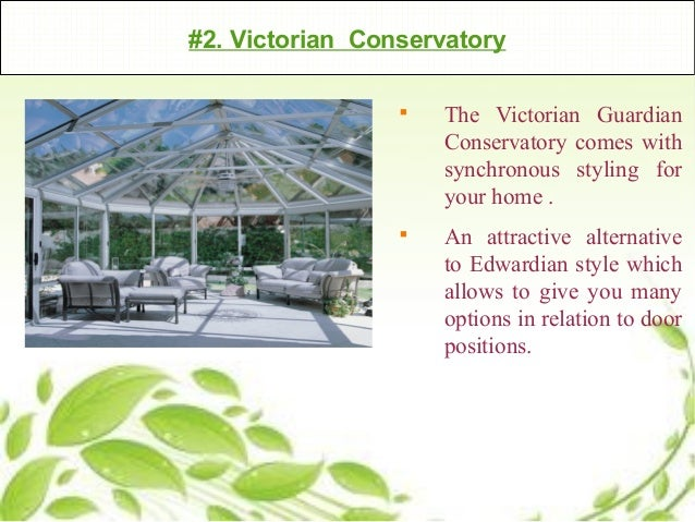 Some Of The Best Conservatory Roof Styles