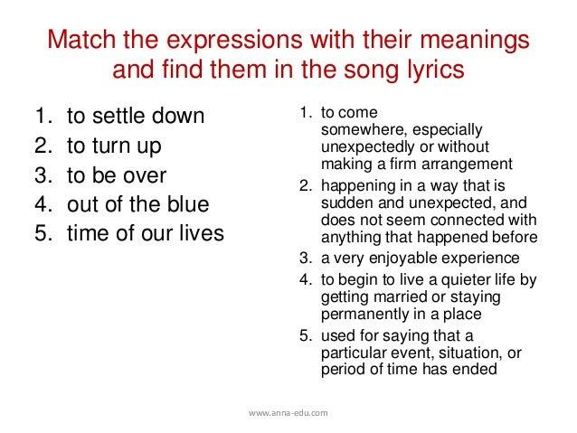 Someone Like You Adele Study English With Songs Esl