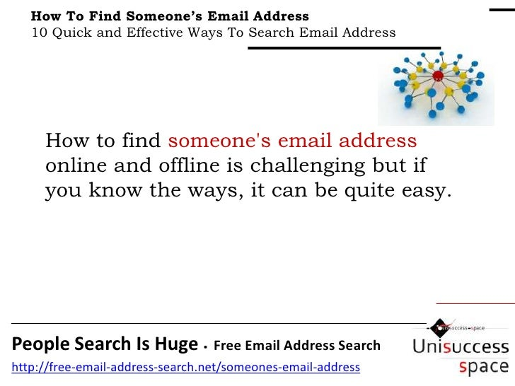 how to find someones email address 10 simple and productive solutions to search email address