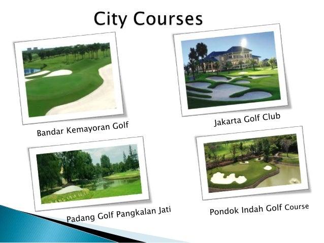 Golf Holidays In Jakarta