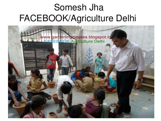 Somesh Jha FACEBOOK/Agriculture Delhi