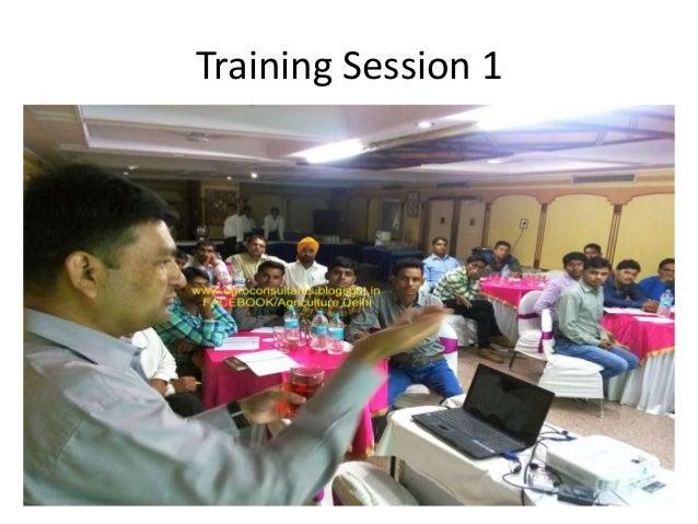 Training Session 1