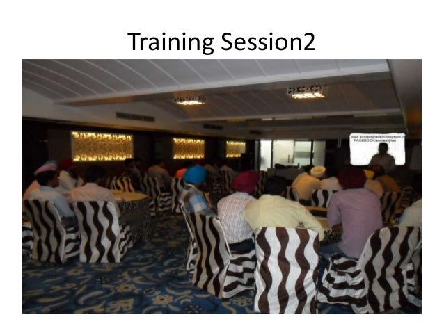 Training Session2