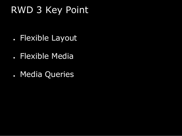 Something about responsive web design Slide 3