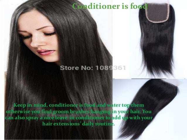 Some tips on how to take care of your brazilian hair extension 4 pmusecretfo Choice Image