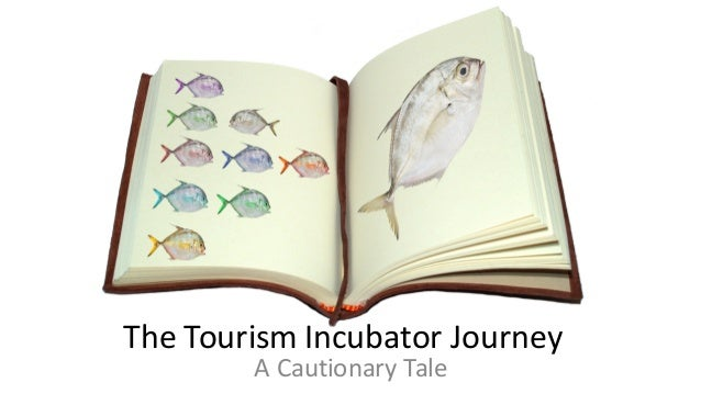 The	   Tourism	   Incubator	   Journey A	   Cautionary	   Tale