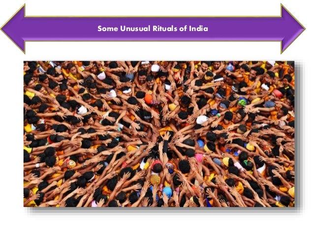 Some Unusual Rituals of India