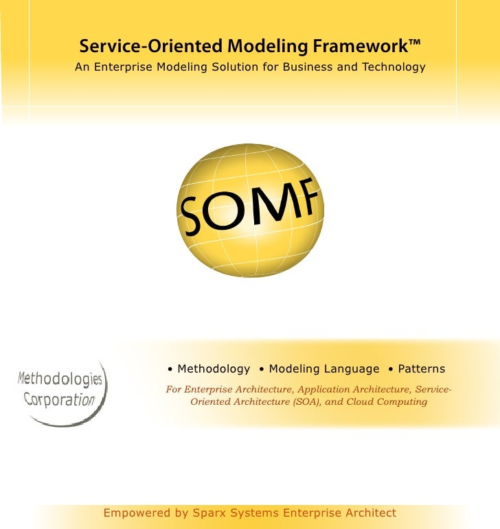 Service-Oriented Modeling Framework An Enterprise Modeling Solution for Business and Technology                    • Metho...