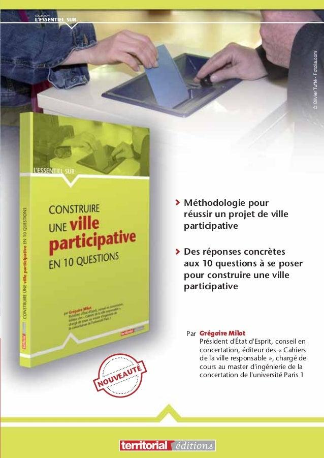 © Olivier Tuffé - Fotolia.com                                      > Méthodologie pour                                    ...