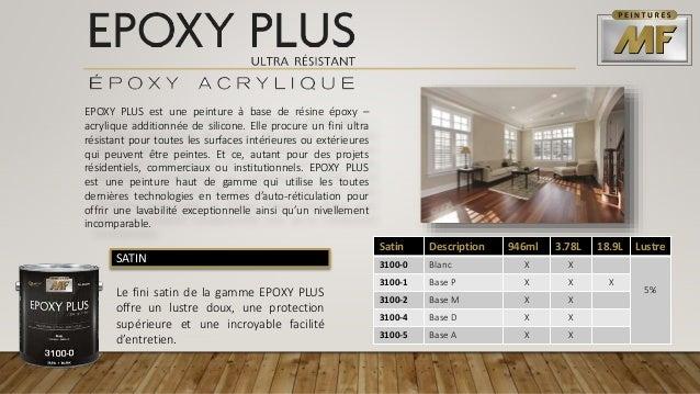 sommaire des produits peintures mf. Black Bedroom Furniture Sets. Home Design Ideas