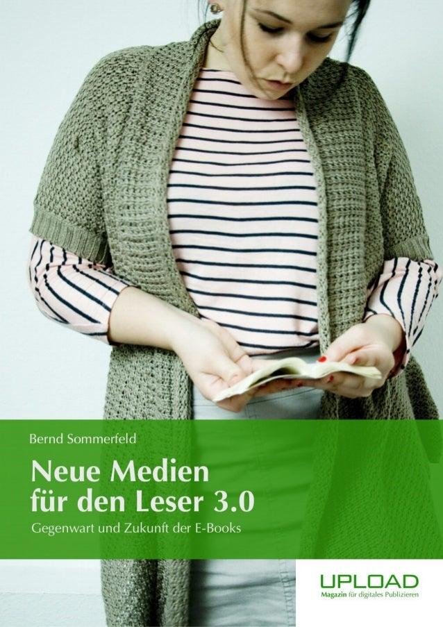 Neue Medien für den Leser 3.0